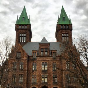 Richardson Olmstead Complex in Buffalo, New York